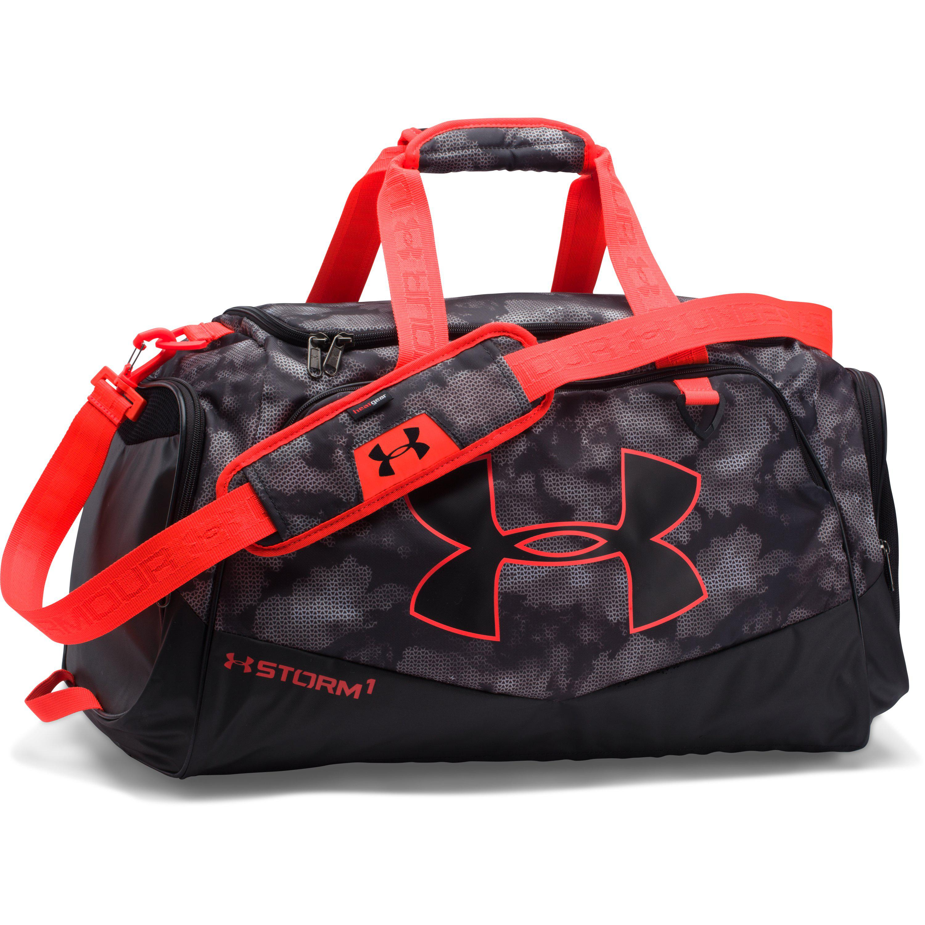 497cd8a14dbf Lyst - Under Armour Ua Storm Undeniable Ii Md Duffle in Red for Men