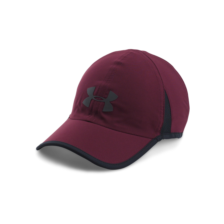cda34d22e06 Lyst - Under Armour Men s Ua Shadow 4.0 Run Cap in Red for Men