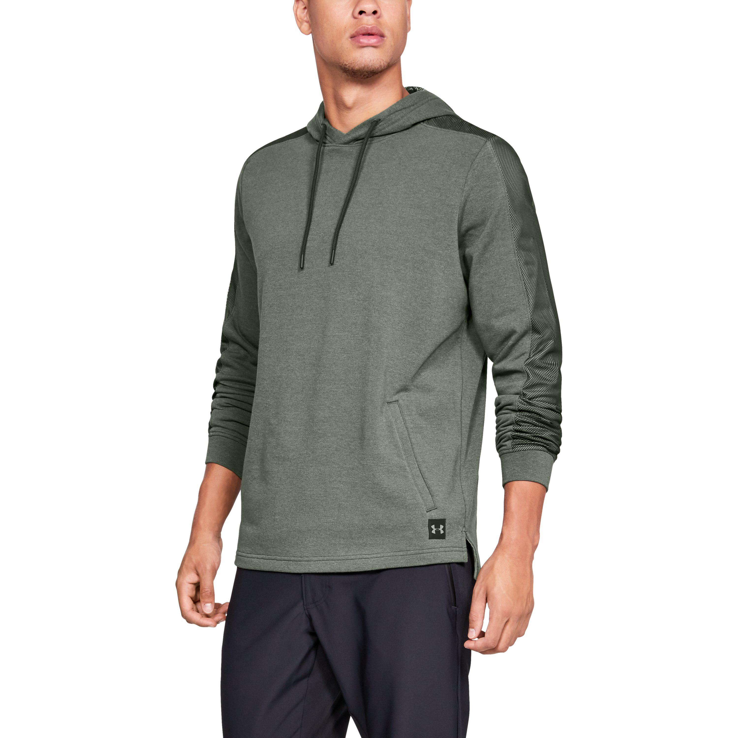 run shoes agreatvarietyofmodels largest selection of 2019 Men's Ua Microthread Terry Hoodie