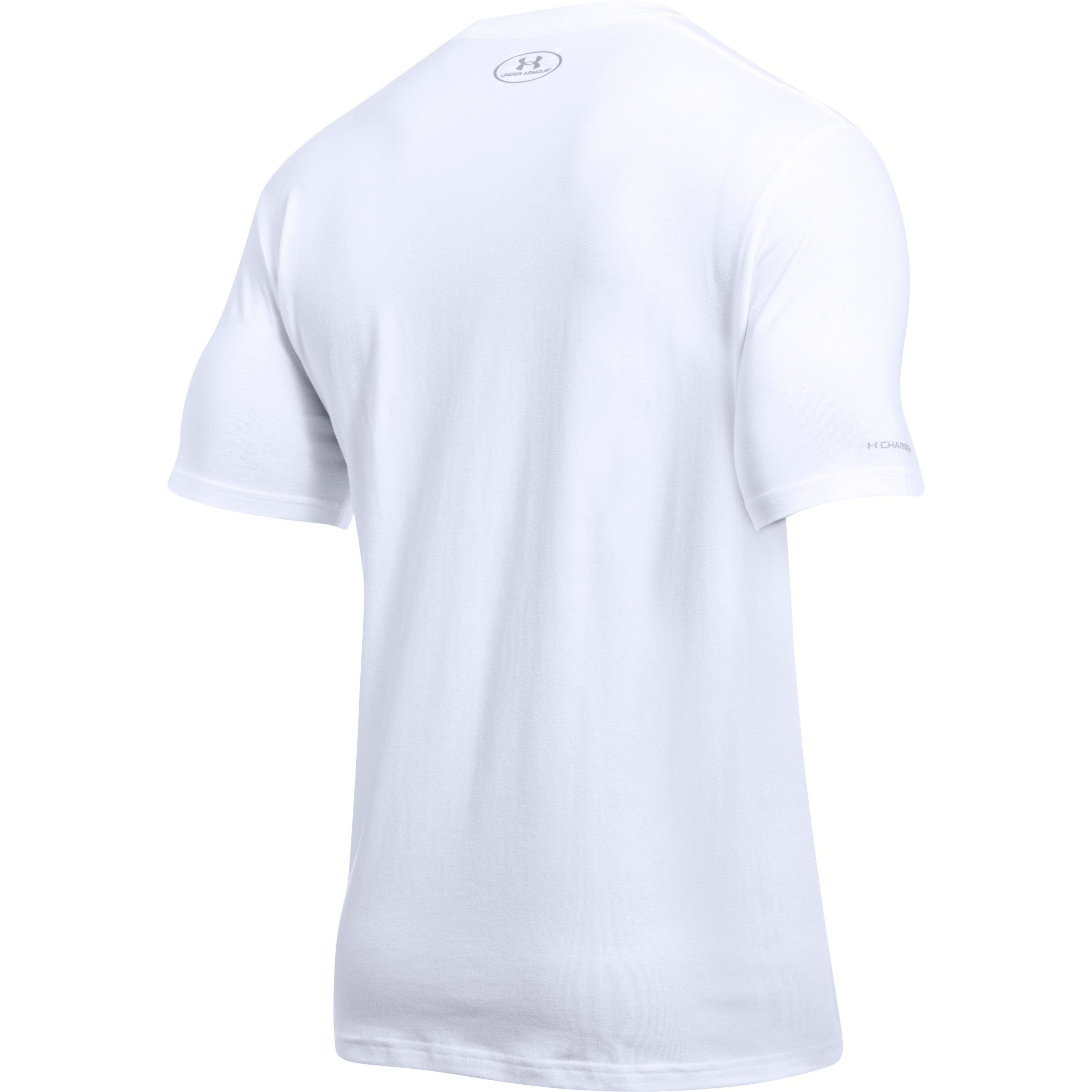 new product a0fa3 c5051 Under Armour White Men's New York Yankees 4th Of July T-shirt for men
