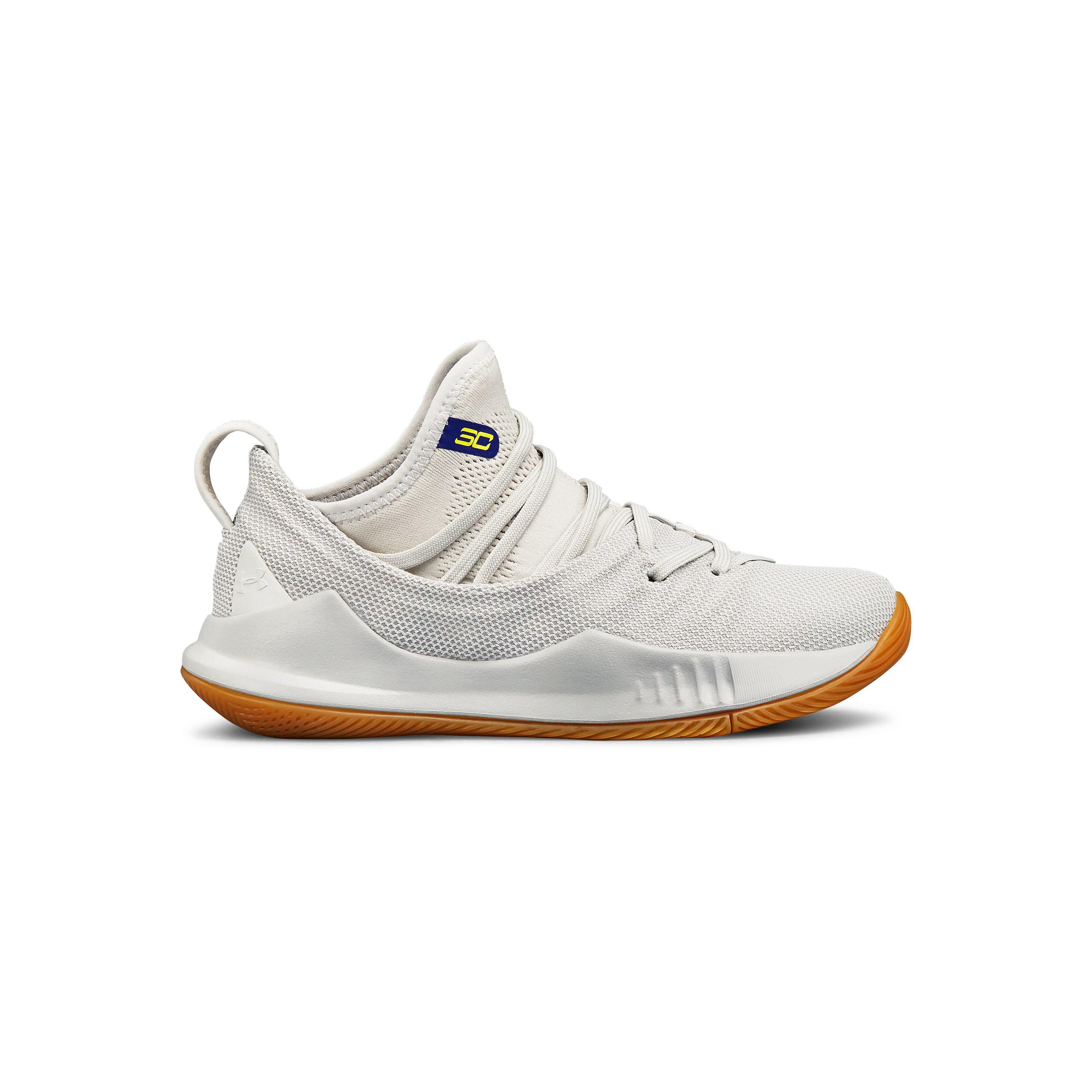 3f62330ebaaf Lyst - Under Armour Pre-school Ua Curry 5 Basketball Shoes under armour kids