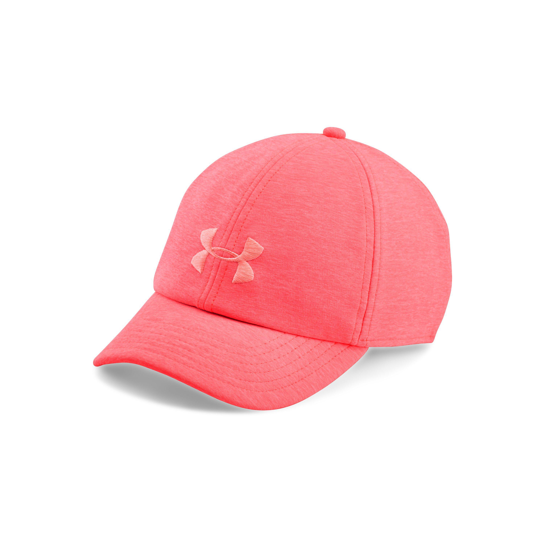 808dc27bc4b Lyst - Under Armour Women s Ua Renegade Twist Cap in Pink