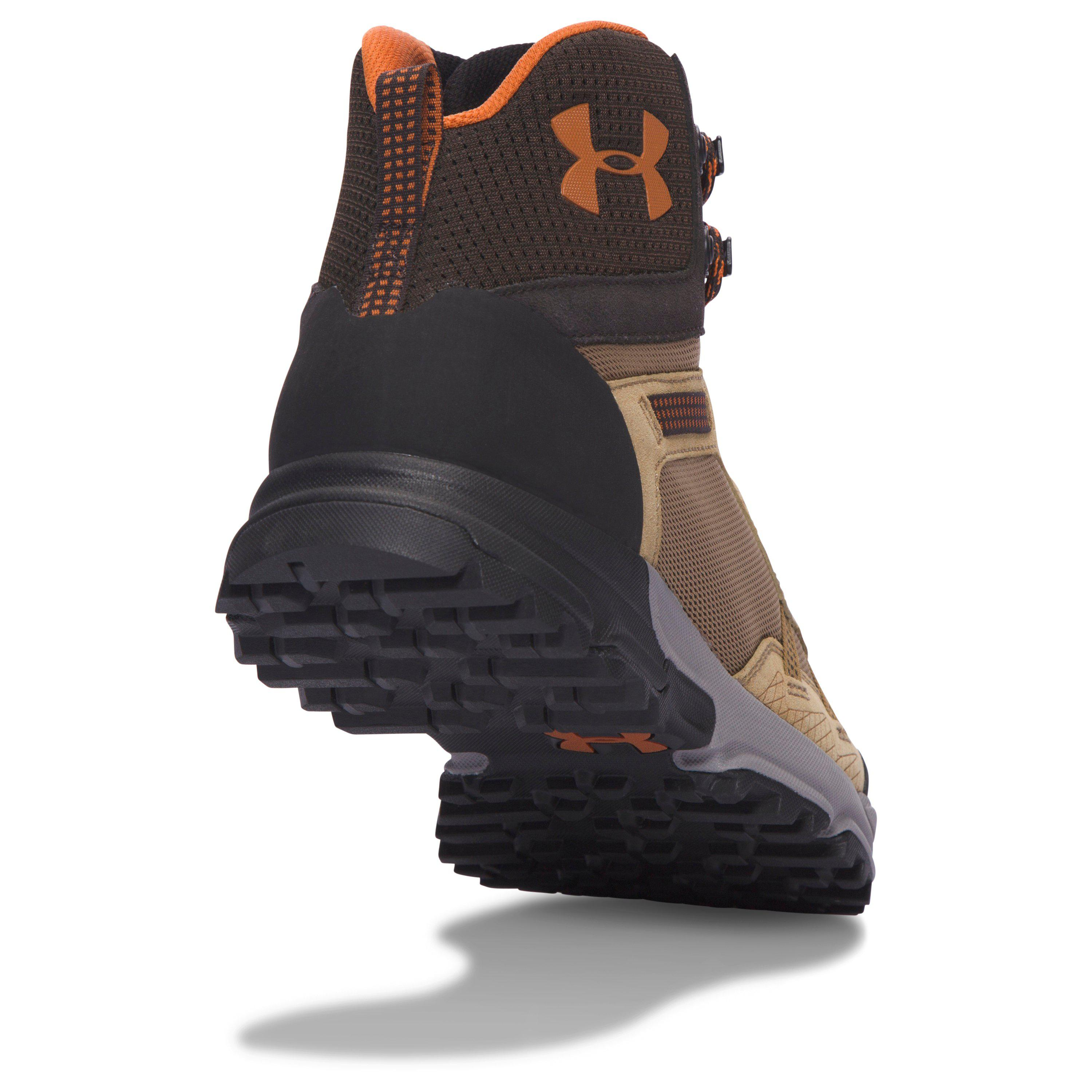 ed279703e90 Under Armour Multicolor Men's Ua Post Canyon Mid Hiking Boots for men