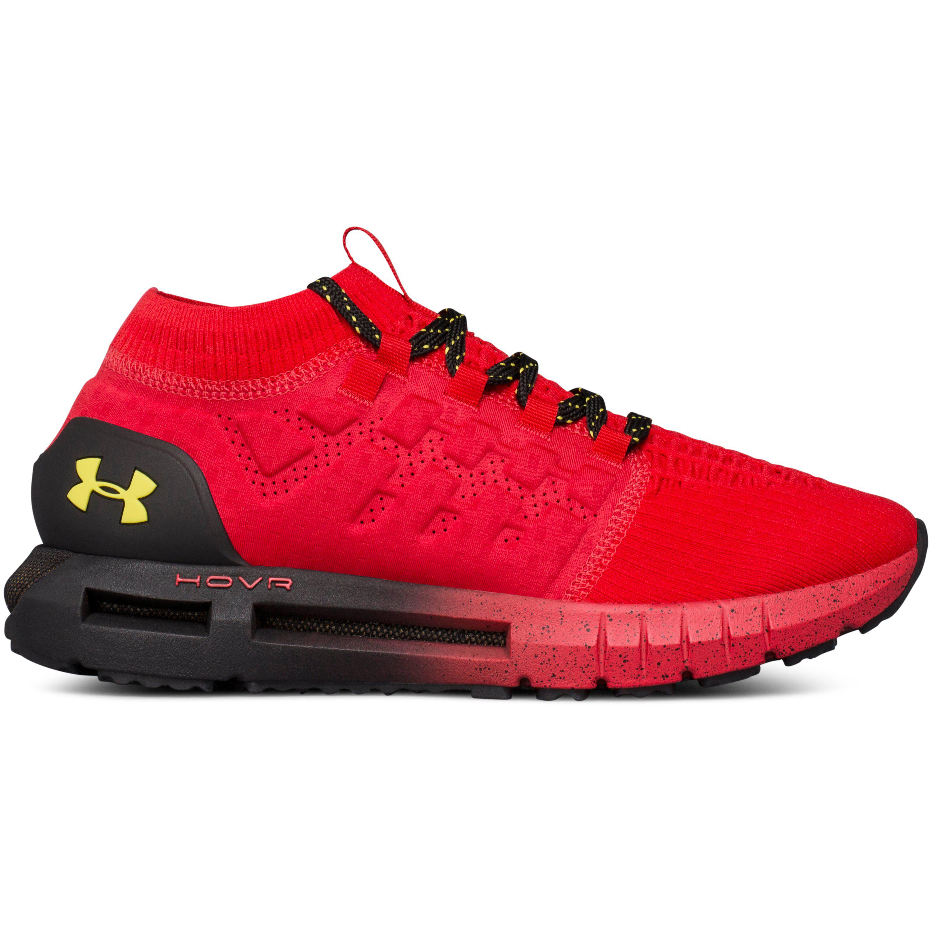 huge selection of 3cc3c cf76a Under Armour Red Men's Ua Hovr Phantom Team Running Shoes for men