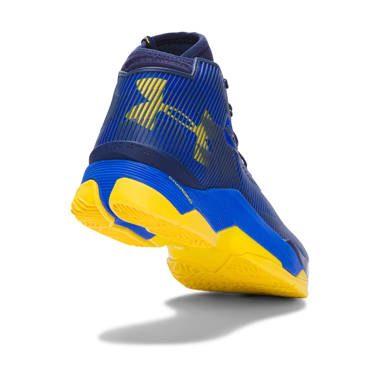 separation shoes 2d067 f443c Under Armour Blue Men's Ua Curry 2.5 Basketball Shoes for men