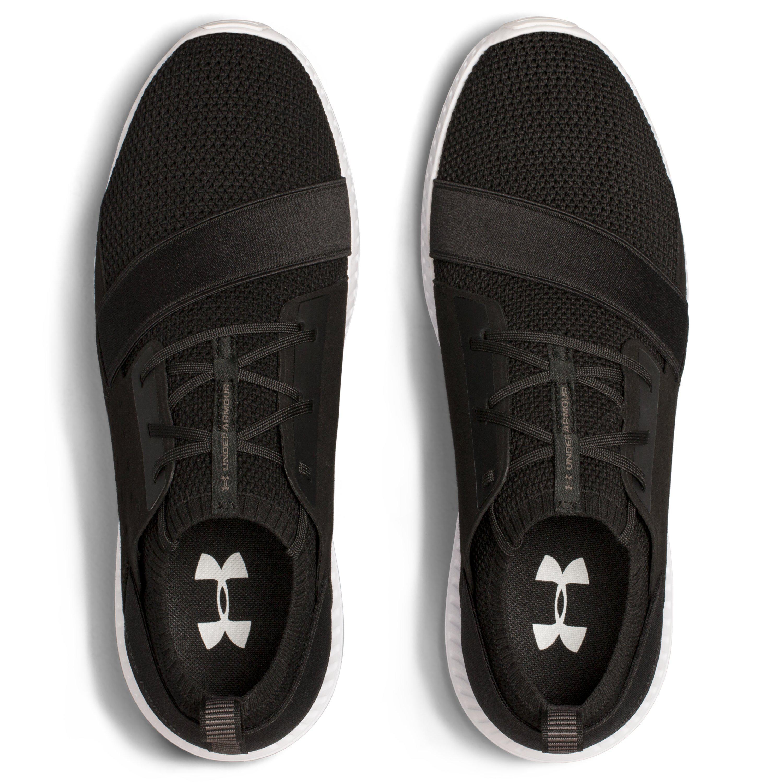 sports shoes e13a1 c37ee Under Armour Black Men's Ua Threadborne Shift Lifestyle Shoes for men