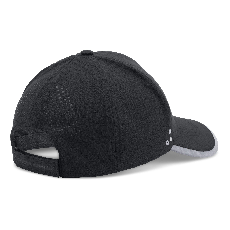 Lyst - Under Armour Men s Ua Flash Armourventtm 2.0 Cap in Black for Men 8d77057da1bf
