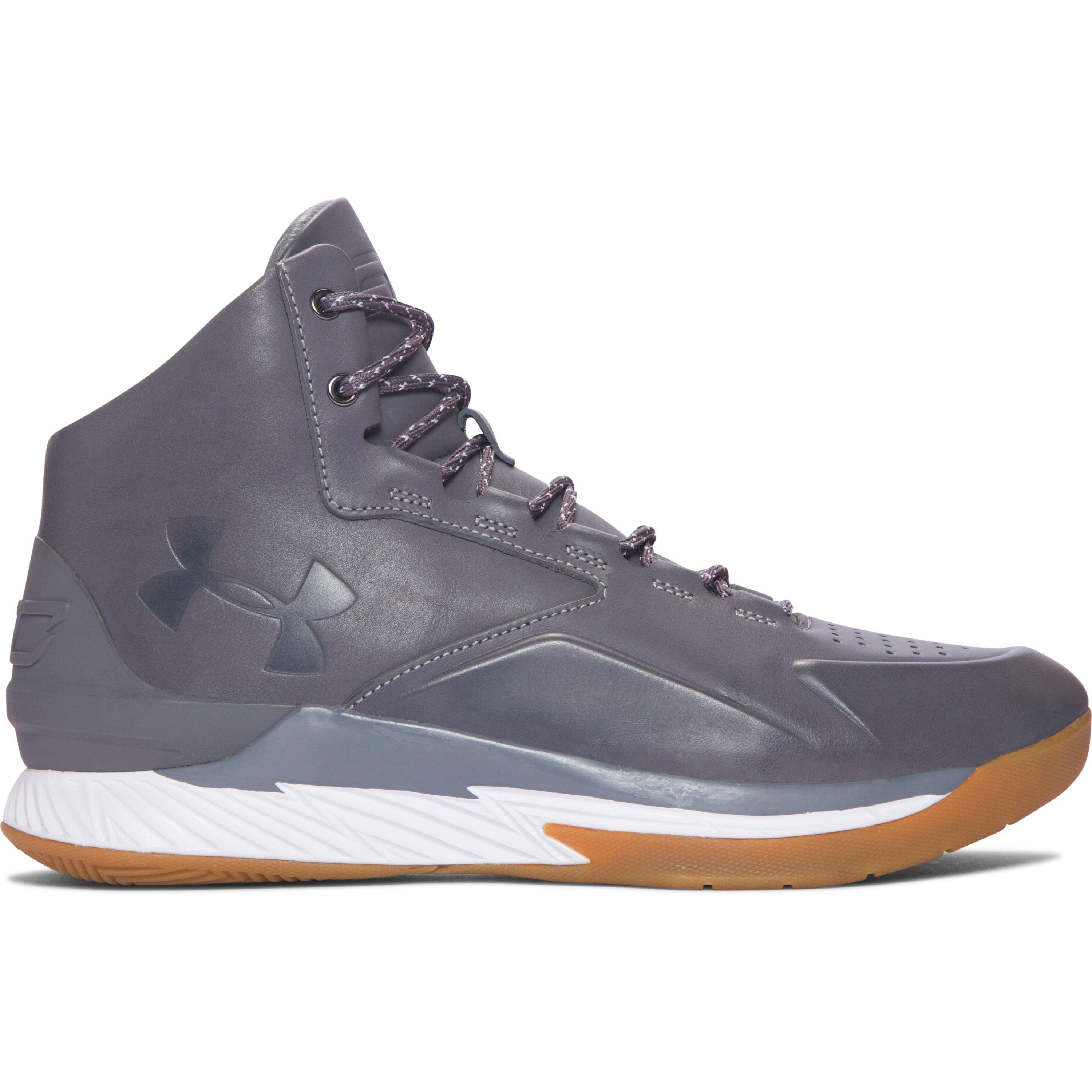 timeless design 7094a 752a6 Under Armour Gray Men's Ua Curry Lux Basketball Shoes for men