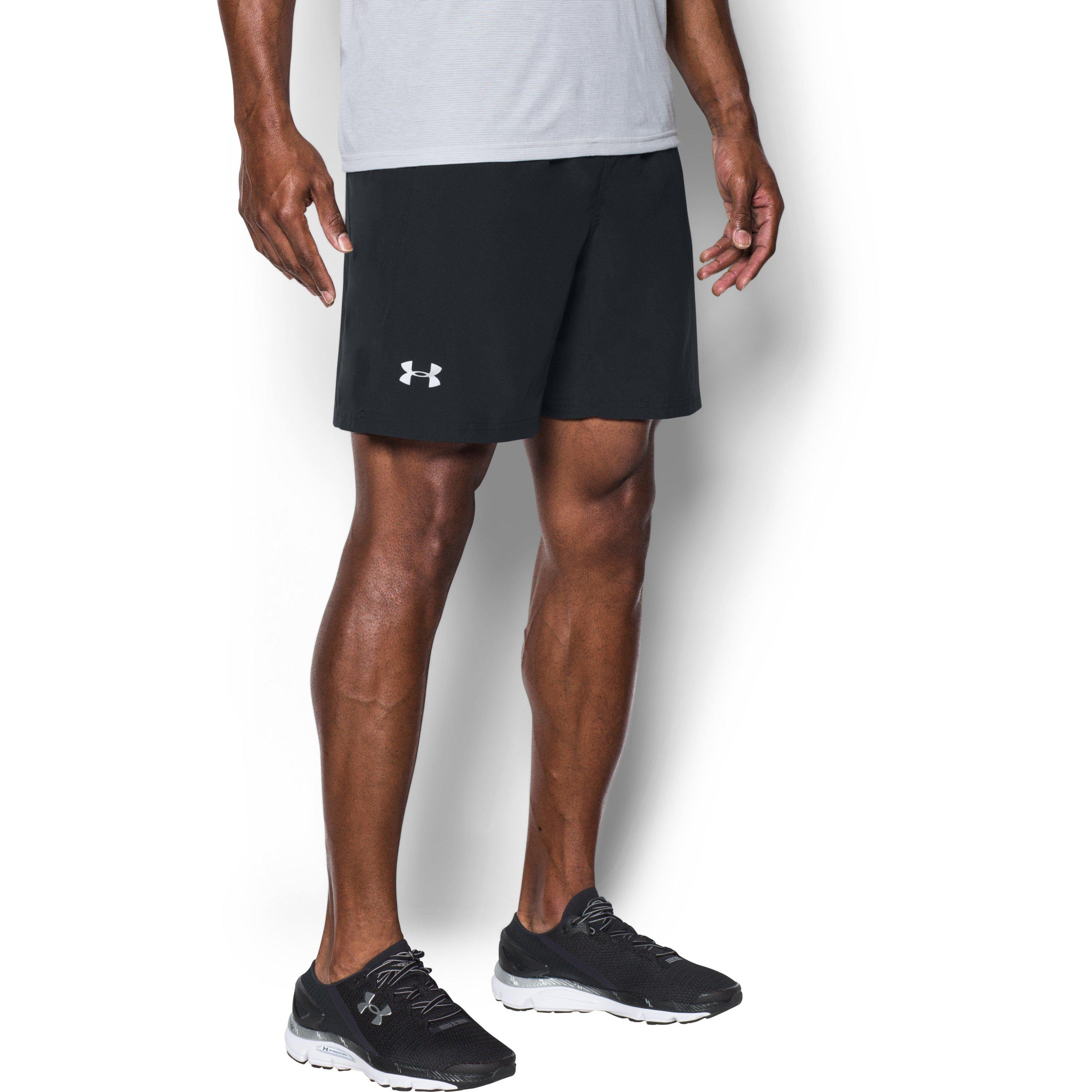 Under Armour Mens Speed Stride 7-inch Woven Shorts
