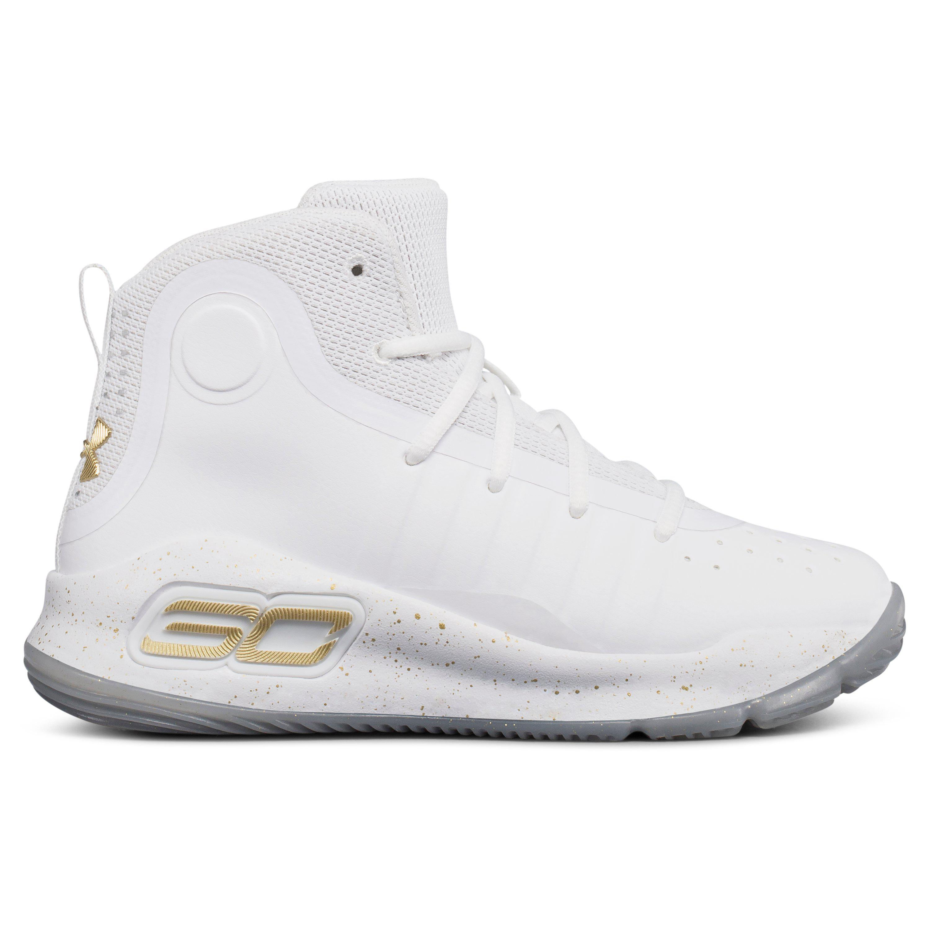 2755e7126dc Lyst - Under Armour Pre-school Ua Curry 4 Mid Basketball Shoes for Men