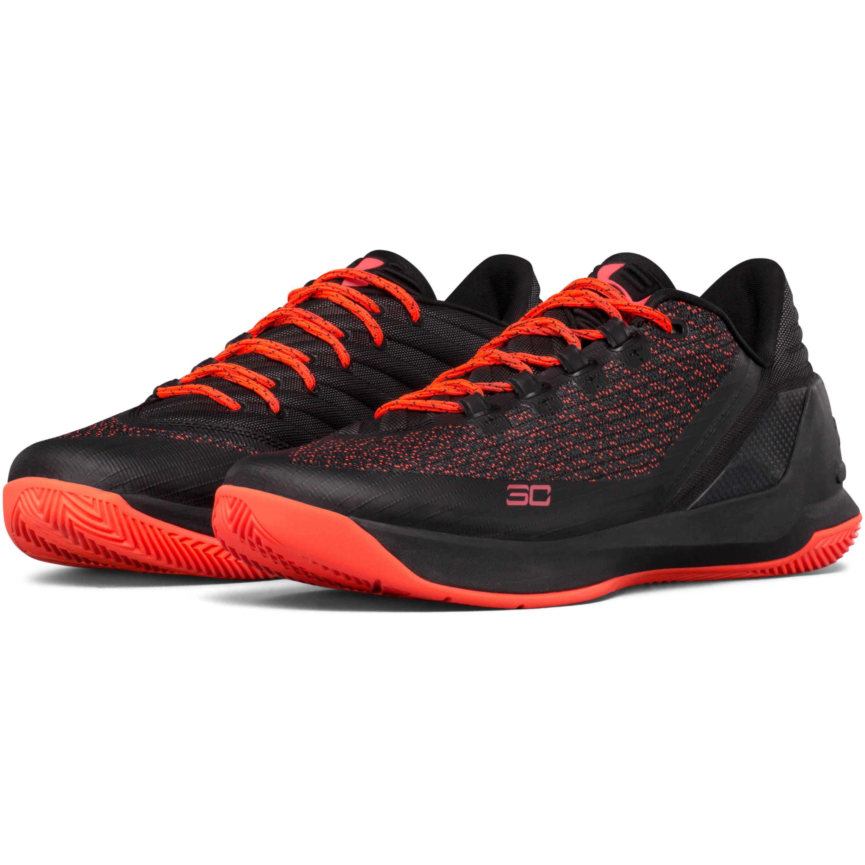 buy popular d9a26 11346 ... where can i buy lyst under armour mens ua curry 3 low basketball shoes  in red