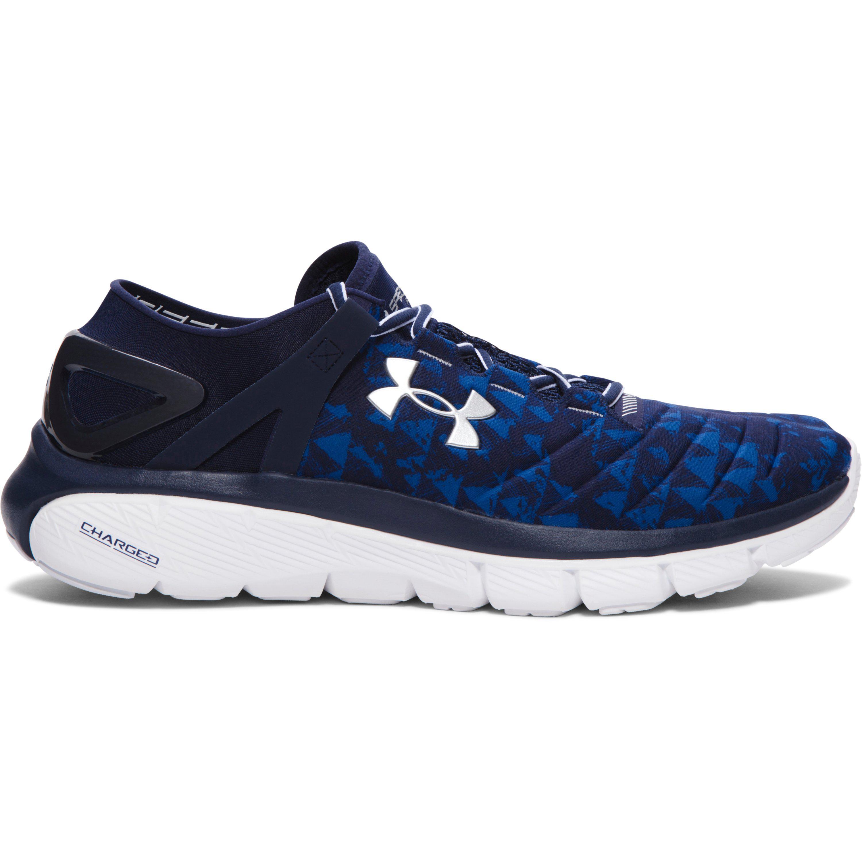 Under Armour. Blue Men's Ua Speedform® Fortis Ko Running Shoes