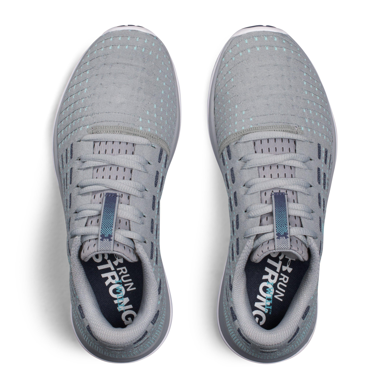 low priced a84a6 7ffd5 Under Armour Gray Women's Ua Threadborne Slingflex Shoes
