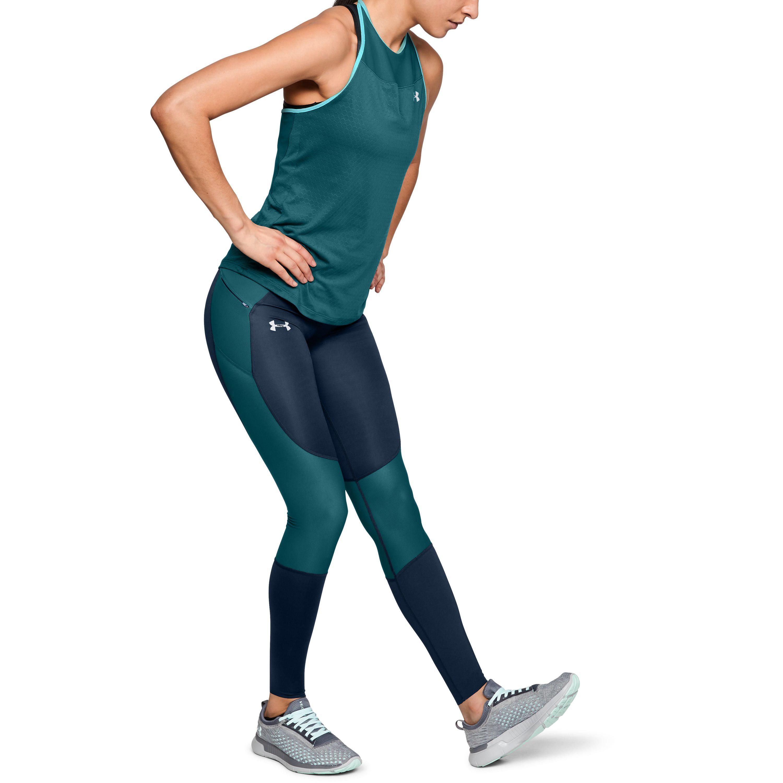 d5da89542c134 Under Armour Blue Women's Ua Speedpocket Run Tights