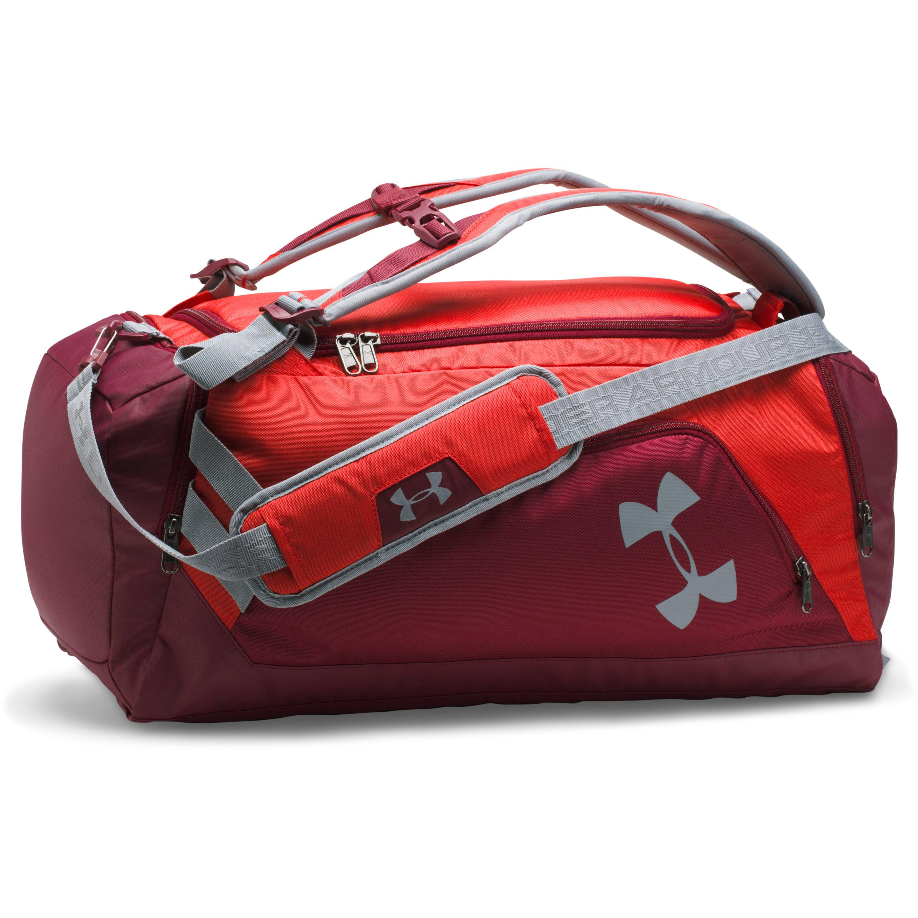 f913be59 Under Armour Red Ua Storm Undeniable Backpack Duffle – Medium