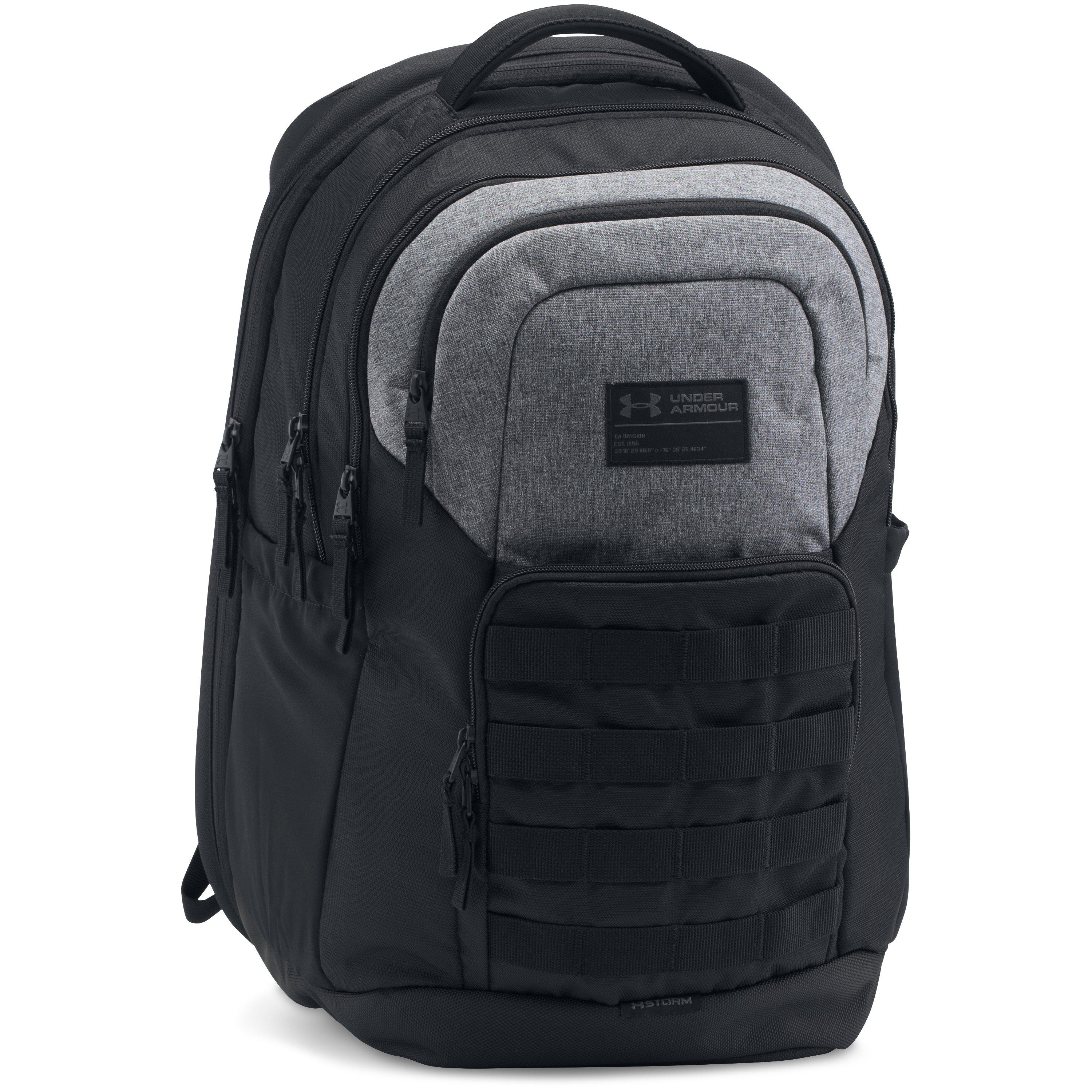 107db9d0f22 ... new concept 72013 ea274 Adidas Originals Black Backpack for Men Lyst   best loved 79b49 35879 Under Armour - Black Guardian Backpack for Men - Lyst  ...