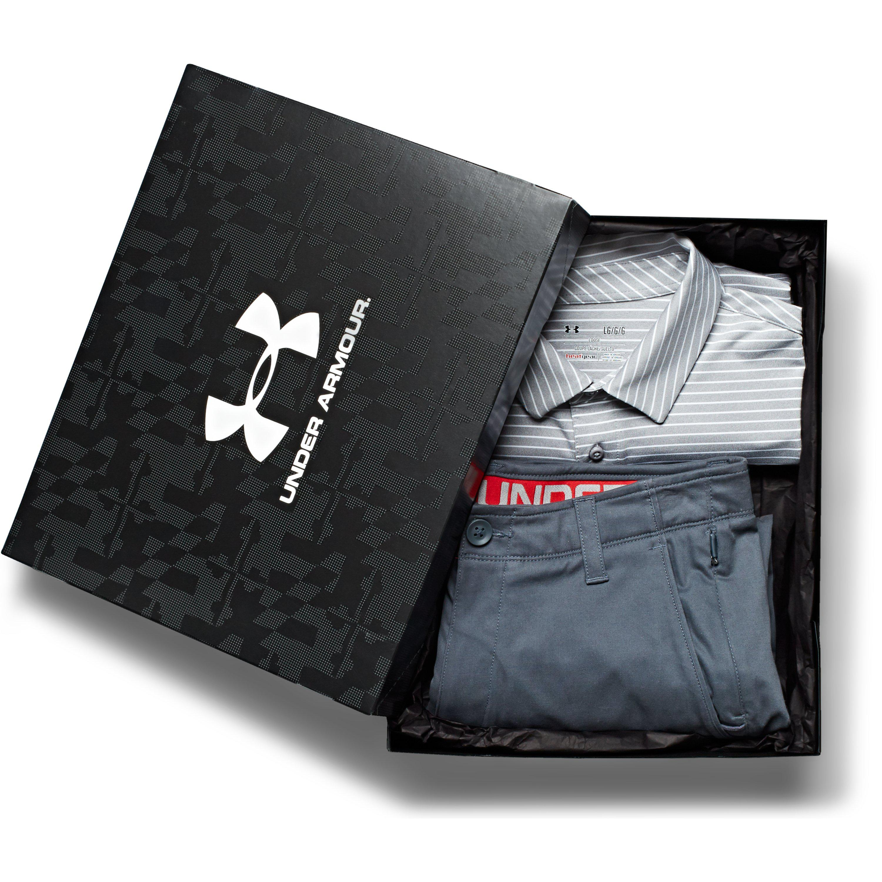 7f197f593a Under Armour Black Ua Giftbox Kit - Large for men