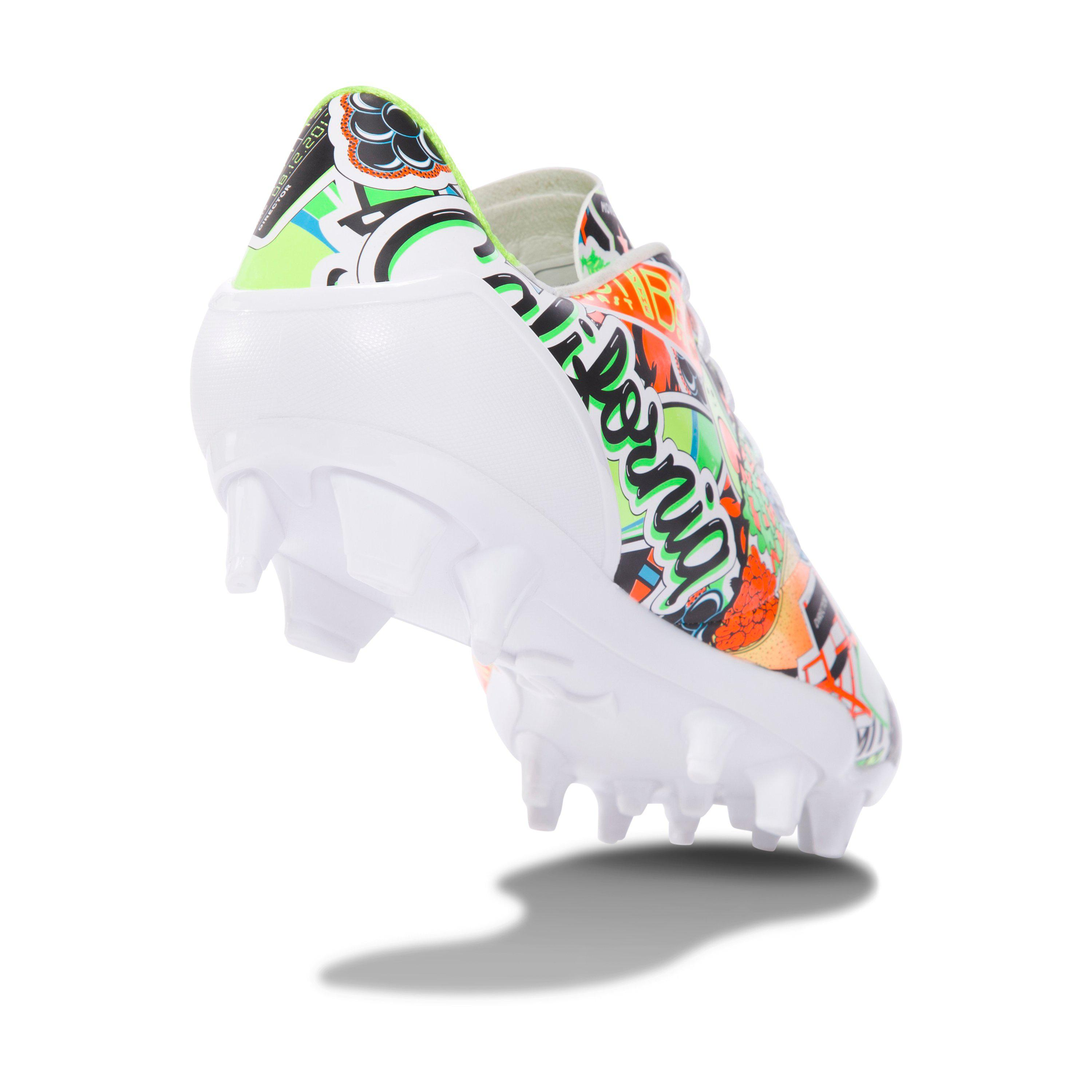 cheap for discount 0b6a5 af1dc Under Armour Men s Ua Spotlight – Limited Edition Football Cleats ...