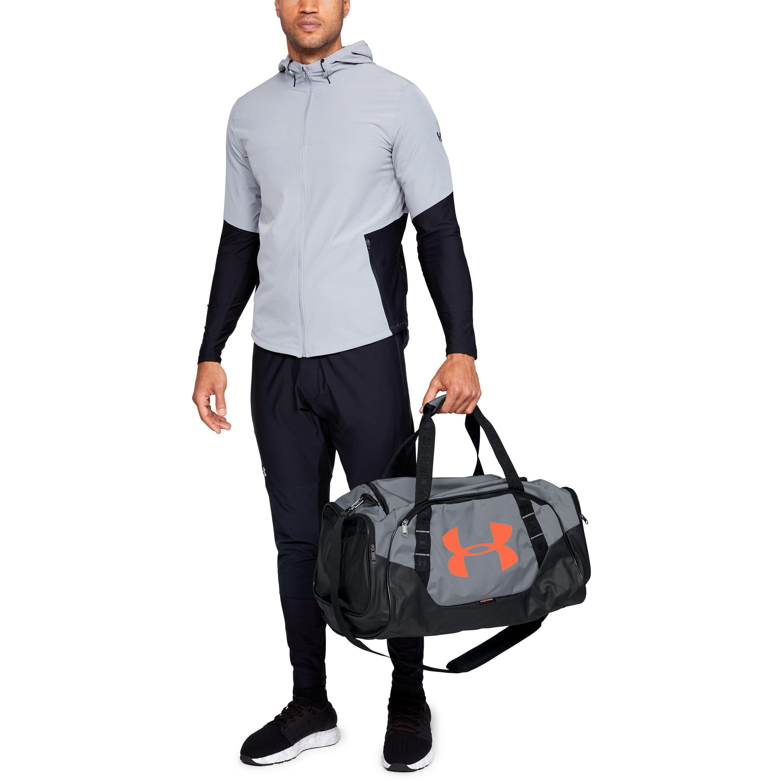 8359a2220 Under Armour Men's Ua Undeniable 3.0 Medium Duffle Bag in Black for ...