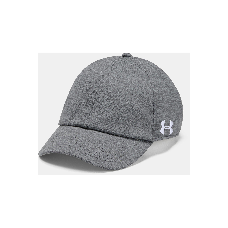 3c4be1c0785 Lyst - Under Armour Women s Ua Team Twist Renegade Cap in Gray for Men