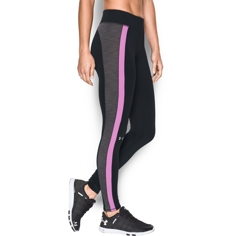 6a5024090cee7 Under Armour Women's Ua Coldgear® Legging in Black - Lyst