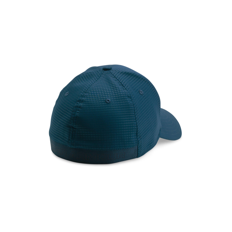 44ef657893c Lyst - Under Armour Men s Ua Storm Printed Headline Cap in Blue for Men