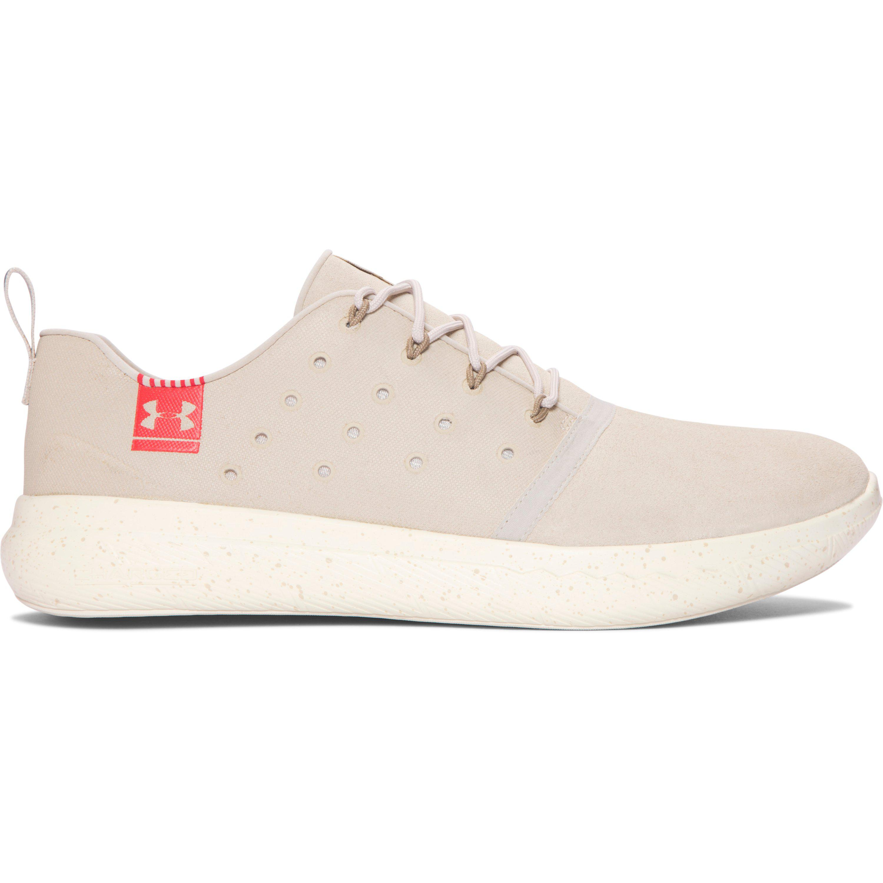 Ua Charged 24/7 Low Suede Shoes