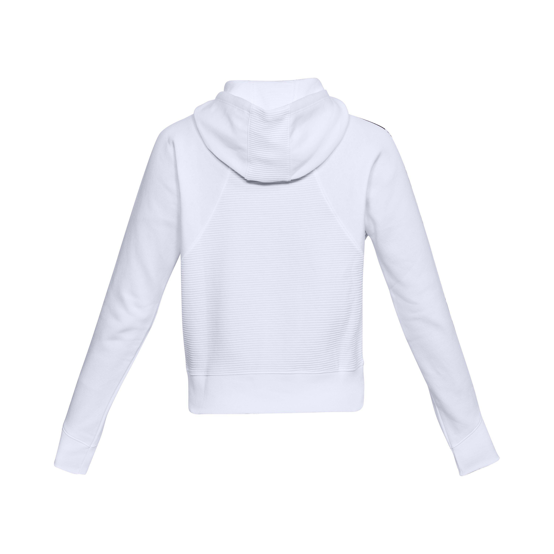 Under Armour Womens Cotton Ridge Fleece Full Zip