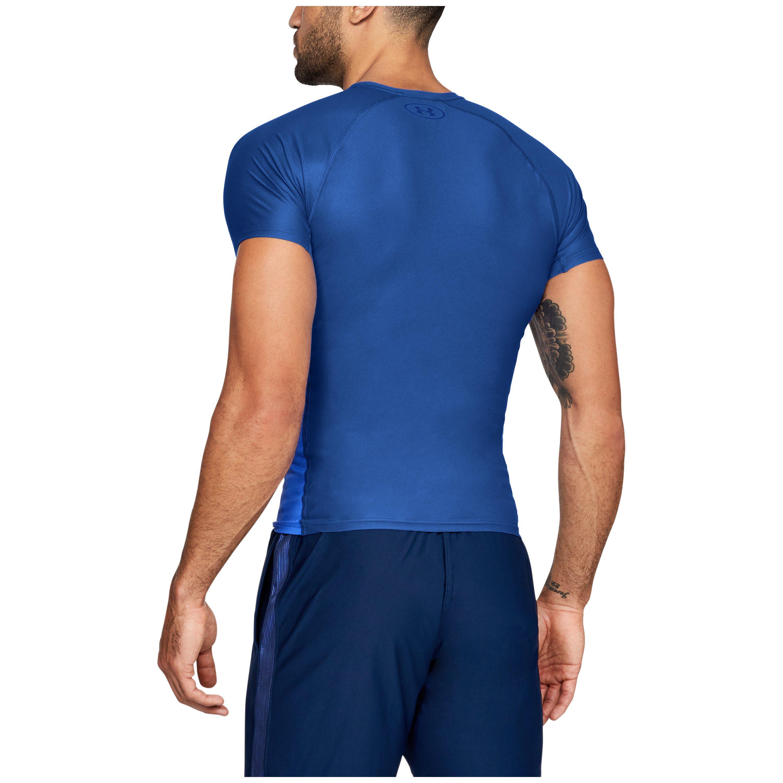 bde182b3b3 Under Armour Blue Men's Ua Vanish Compression Short Sleeve for men