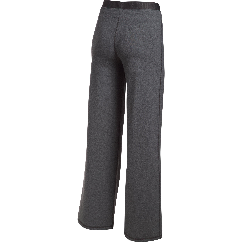 b77a4827 Under Armour Gray Women's Ua Favorite Wide Leg Pant