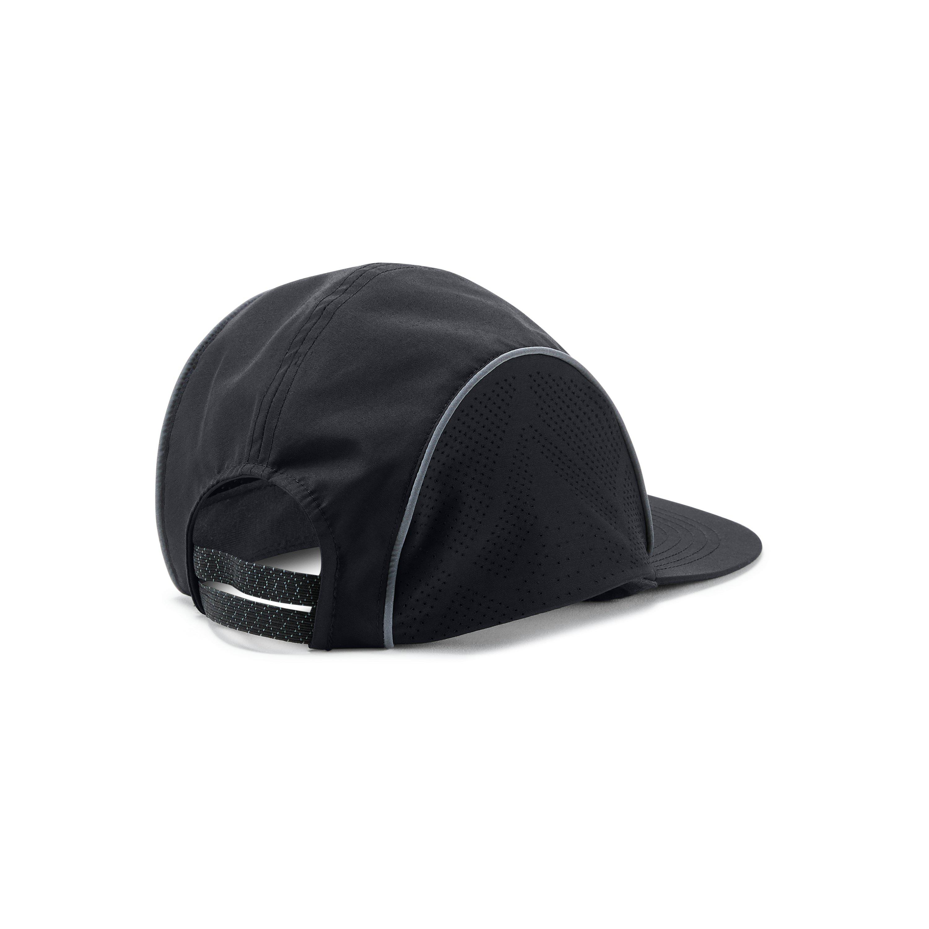f4eb09dfea5 ... usa under armour black womens ua packable graphic cap for men lyst.  view fullscreen 7ae59