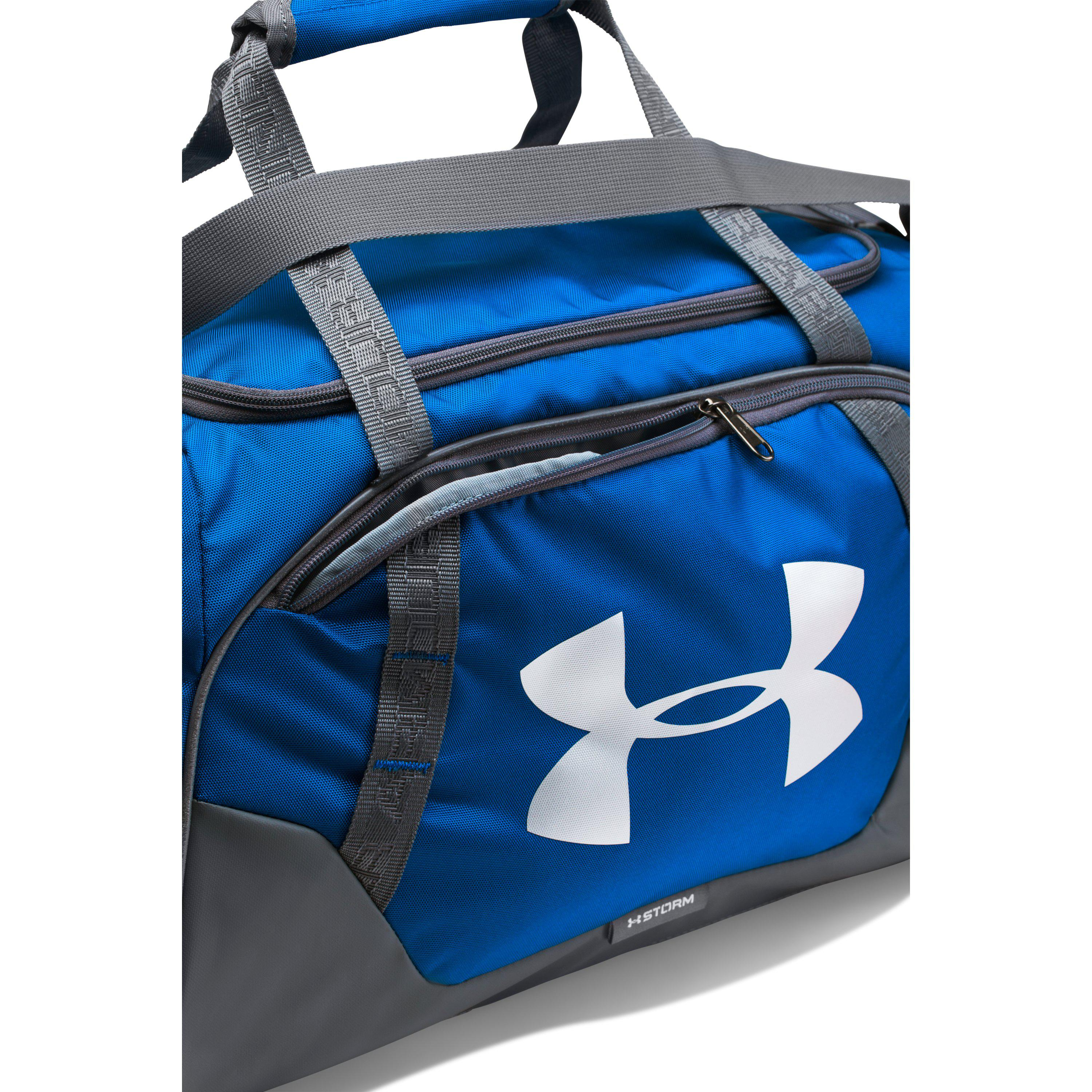 eb332cb149ce Lyst - Under Armour Undeniable 3.0 Medium Duffle Bag in Blue for Men