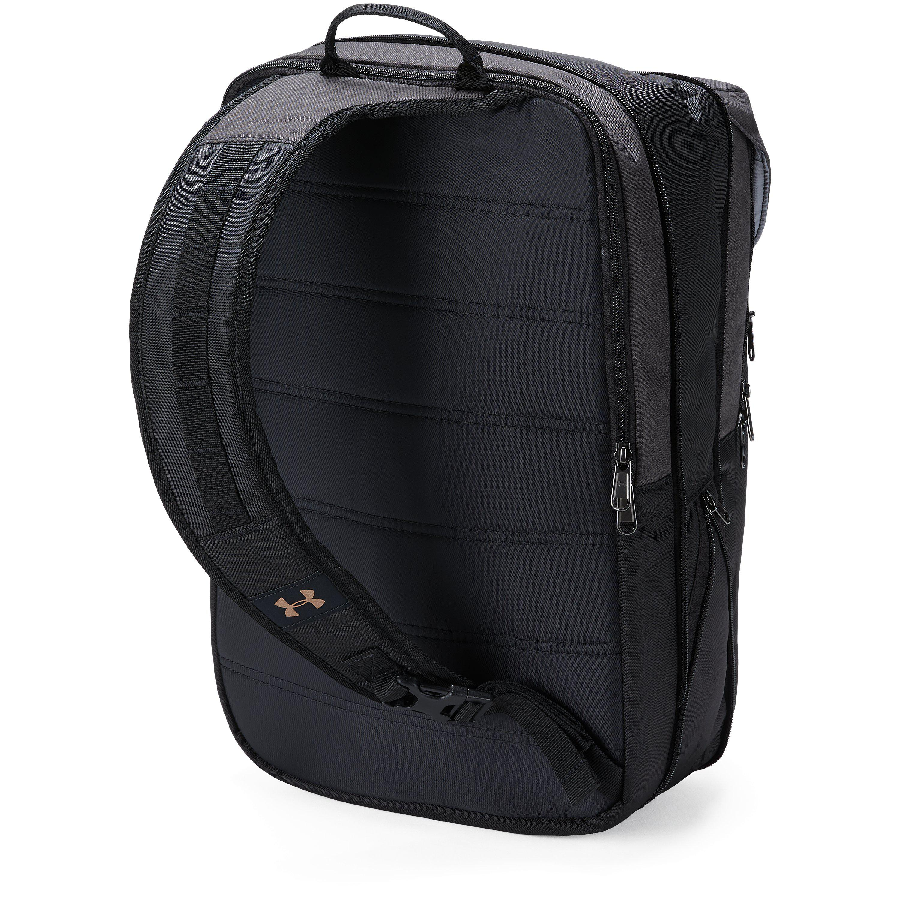 35627908bc Lyst - Under Armour Compel Sling 2.0 Backpack in Black for Men