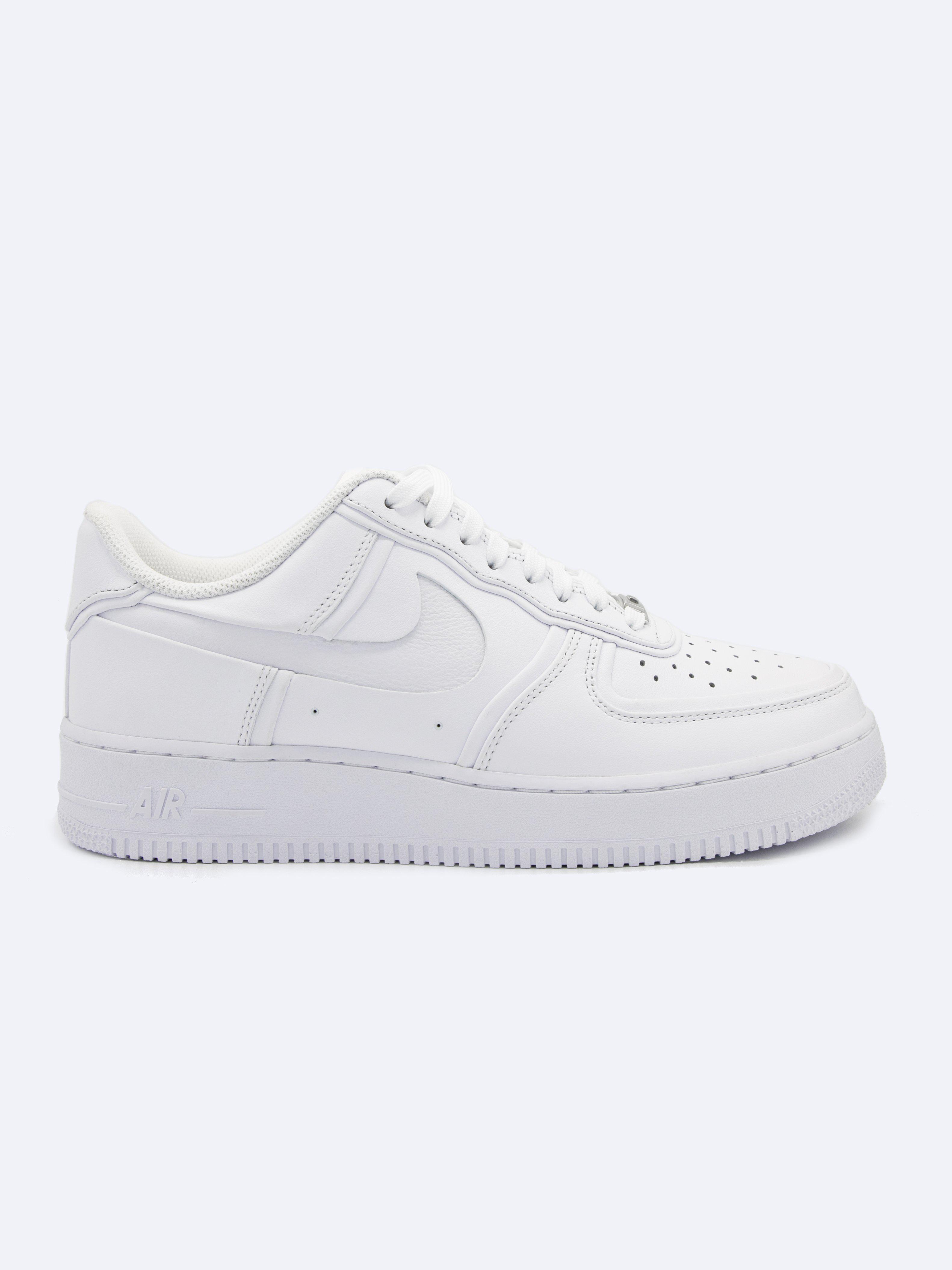 75fe66b5618 Lyst - Nike Air Force 1 John Elliott in White for Men