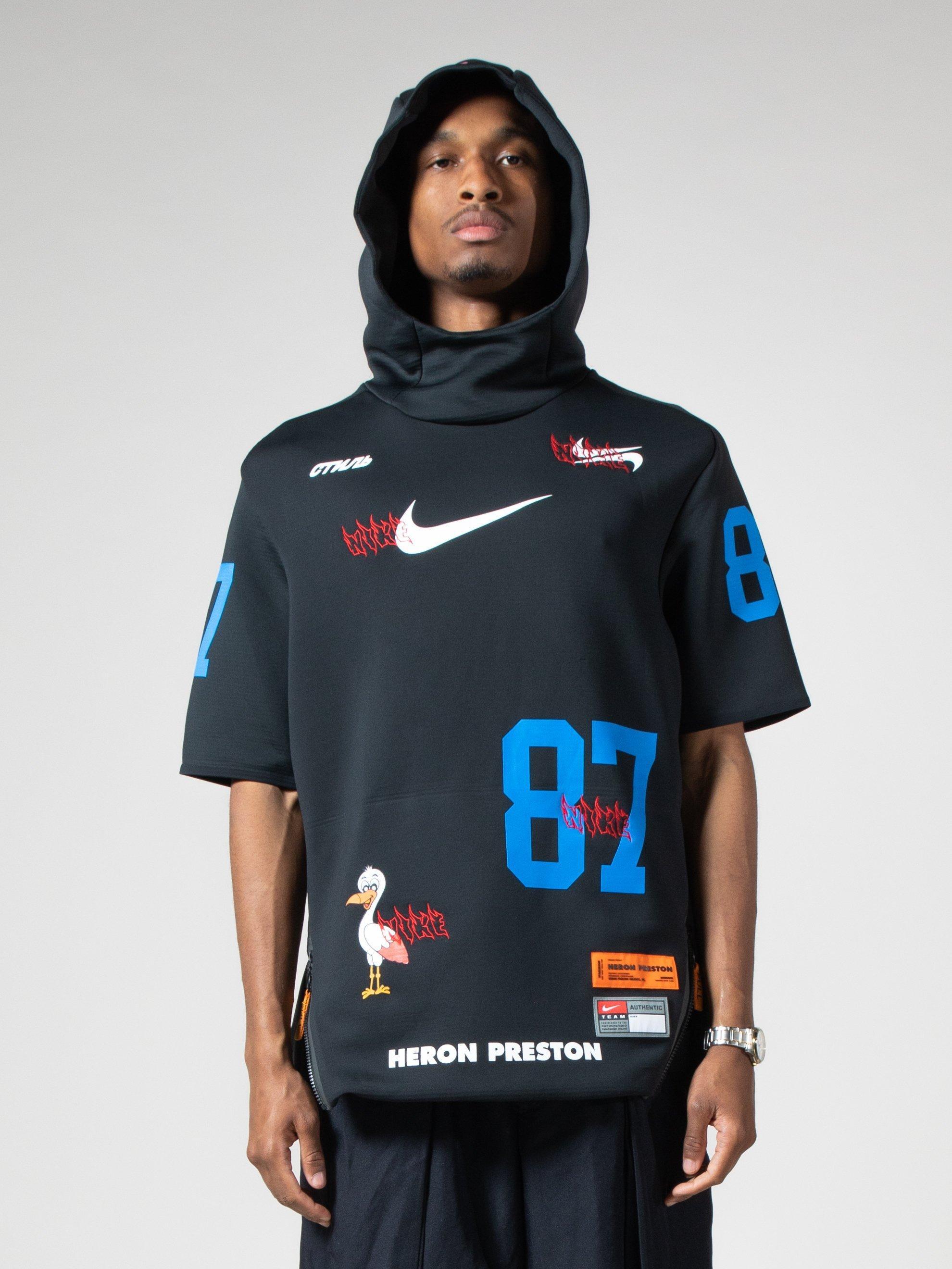 Heron Preston Nike Football Collection Nike News