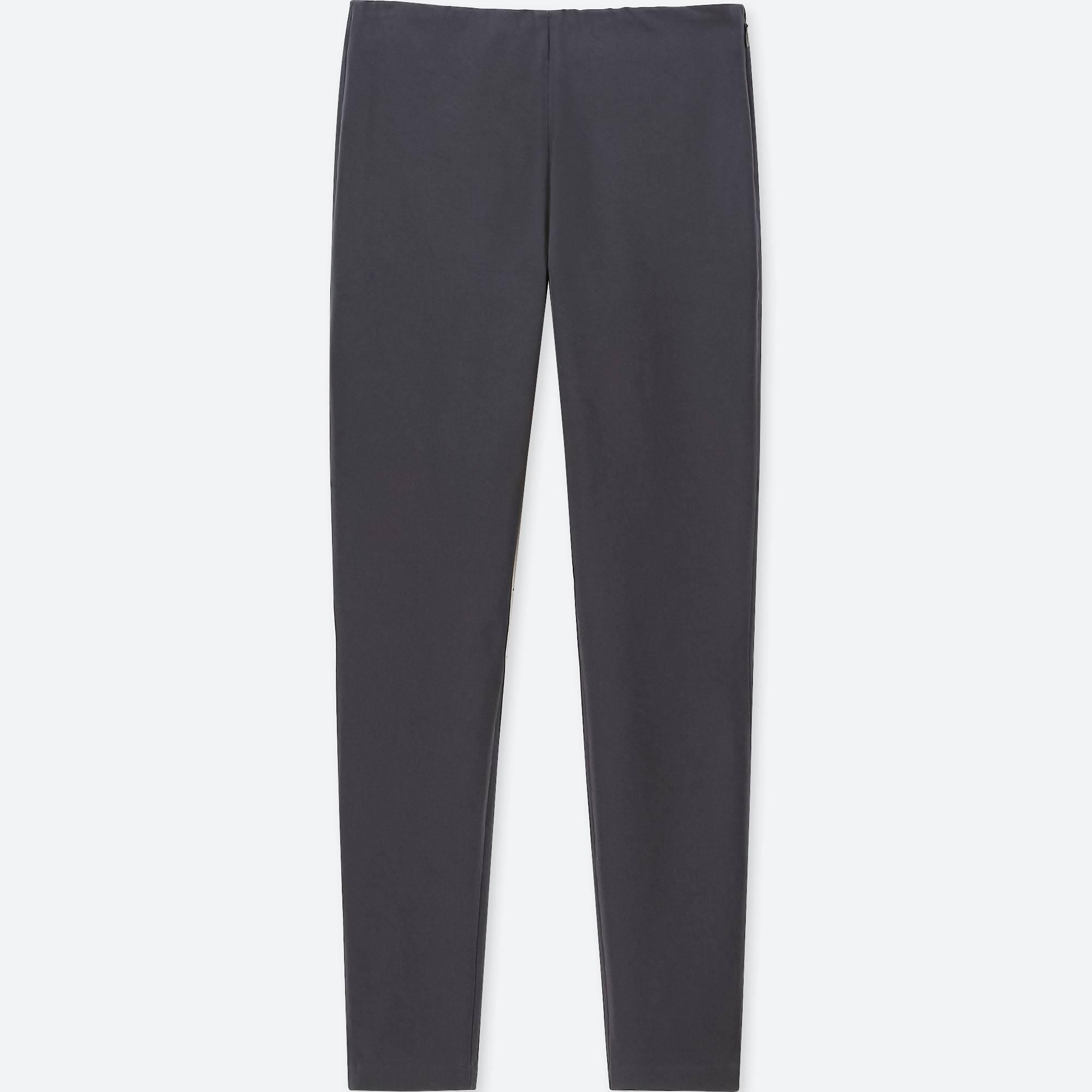 6ed43c5a01d33 Uniqlo - Gray Smart Ankle Length LEGGINGS Trousers - Lyst. View fullscreen