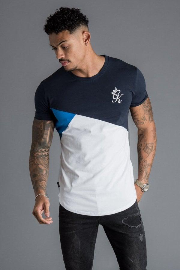 Gym T King Men Blue Roca For La Shirt QeEBoWrxdC
