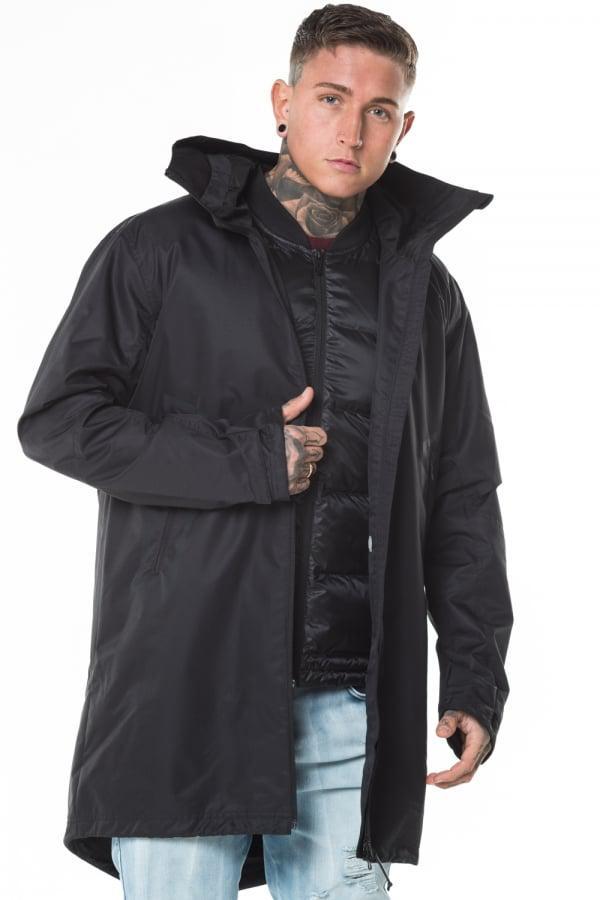 9c9b820a8 PUMA Black Transform Protect Down Jacket for men