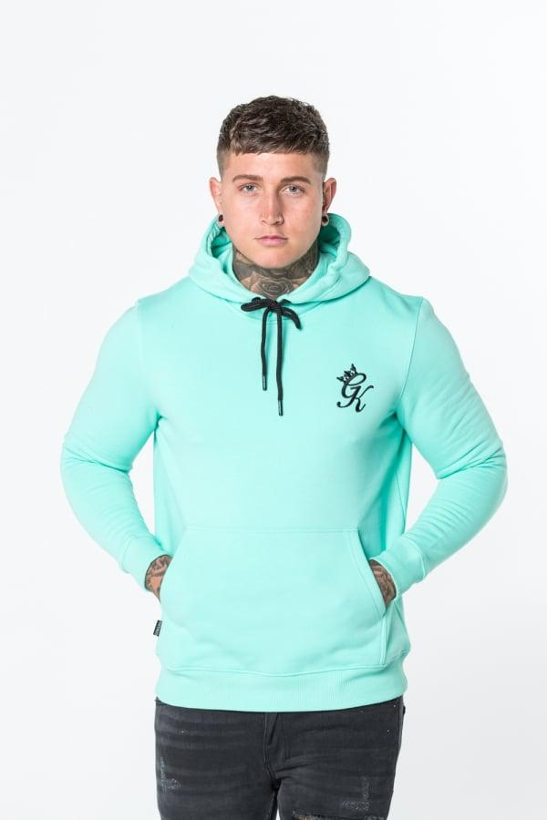 a97bd407cec45e Lyst - Gym King Pullover Hoodie in Green for Men