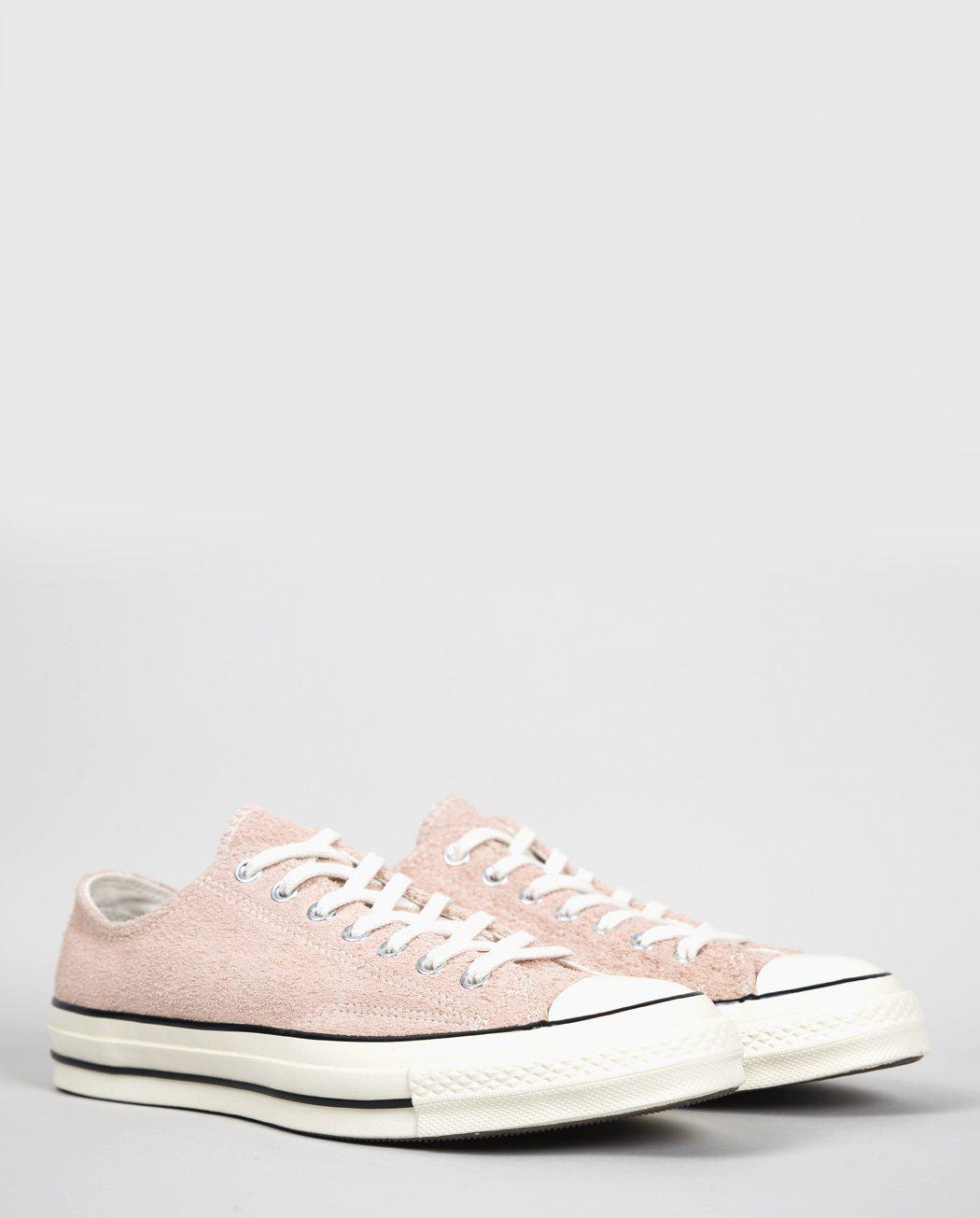 838627ad7a1b Lyst - Converse 70 s Chuck Taylor Low (canvas) in Pink for Men