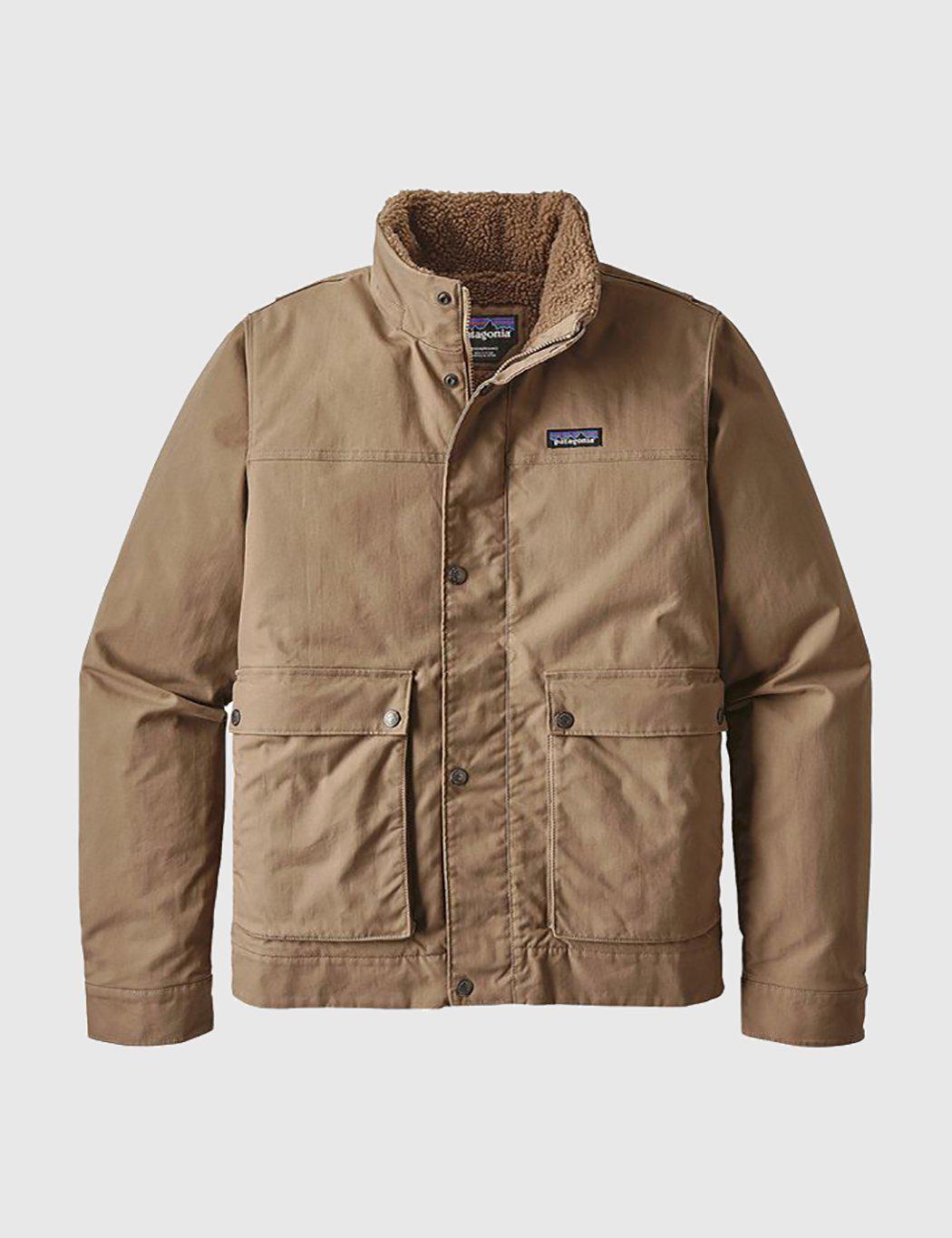 Patagonia Maple Grove Canvas Jacket For Men Lyst