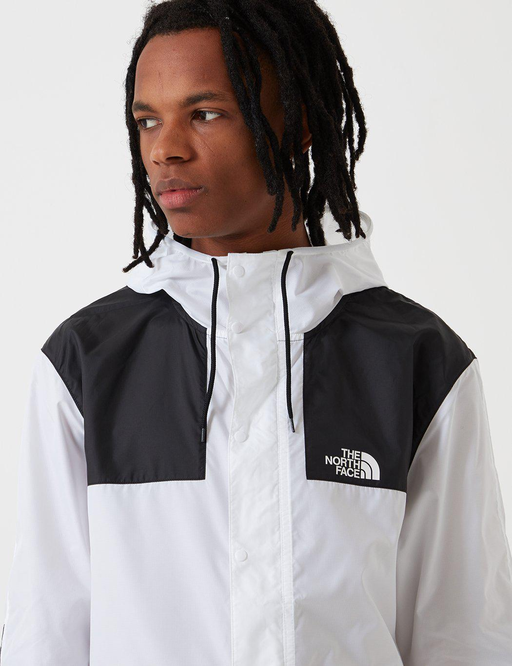 Lyst - The North Face 1985 Sea Cel Mountain Jacket in White for Men 48331433e001
