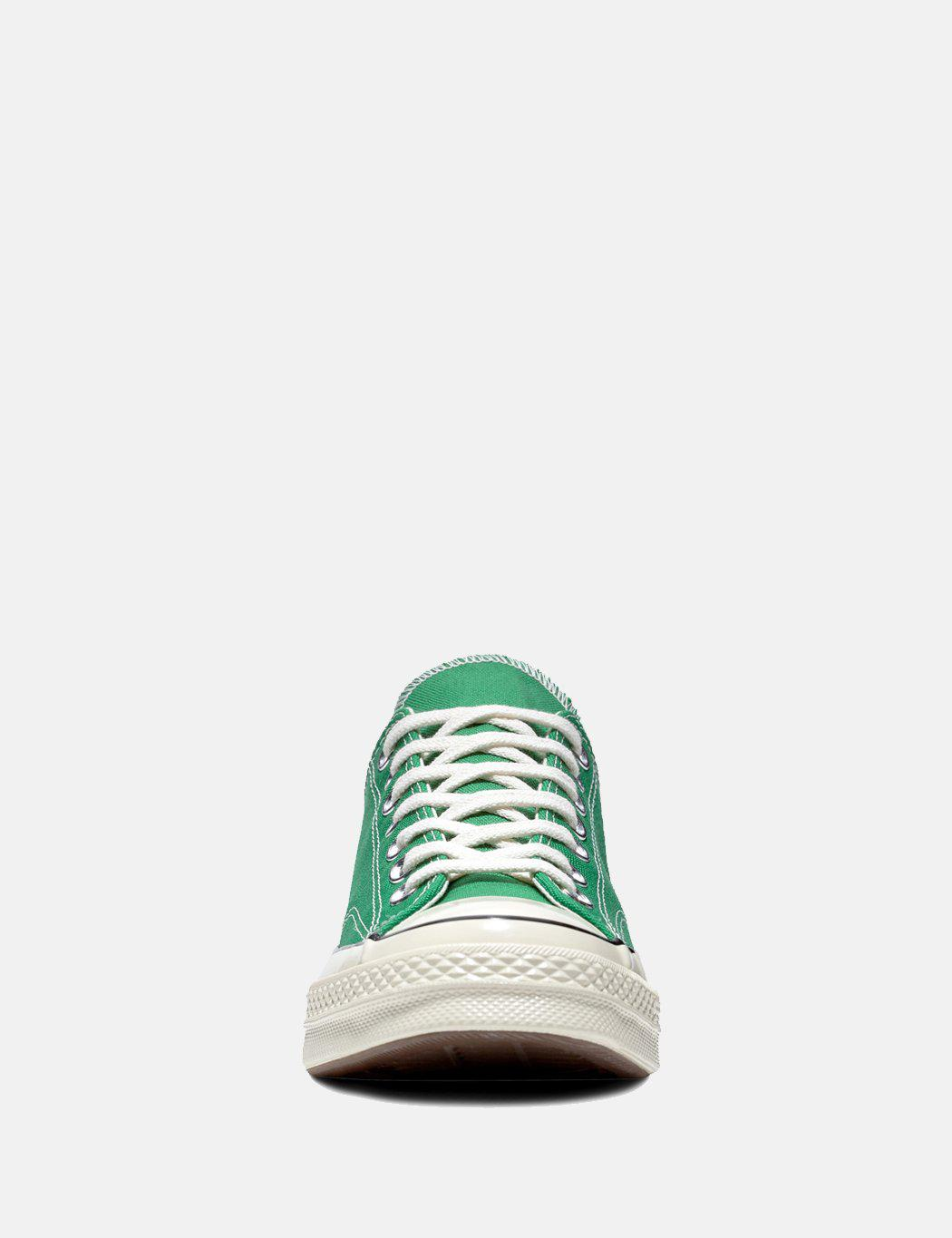 0ac269383e58 Lyst - Converse 70 s Chuck Low 161443c (canvas) in Green for Men - Save 1%