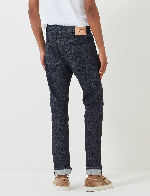 Edwin - ED-55 Regular Tapered Jeans CS Yuuki Blue Denim