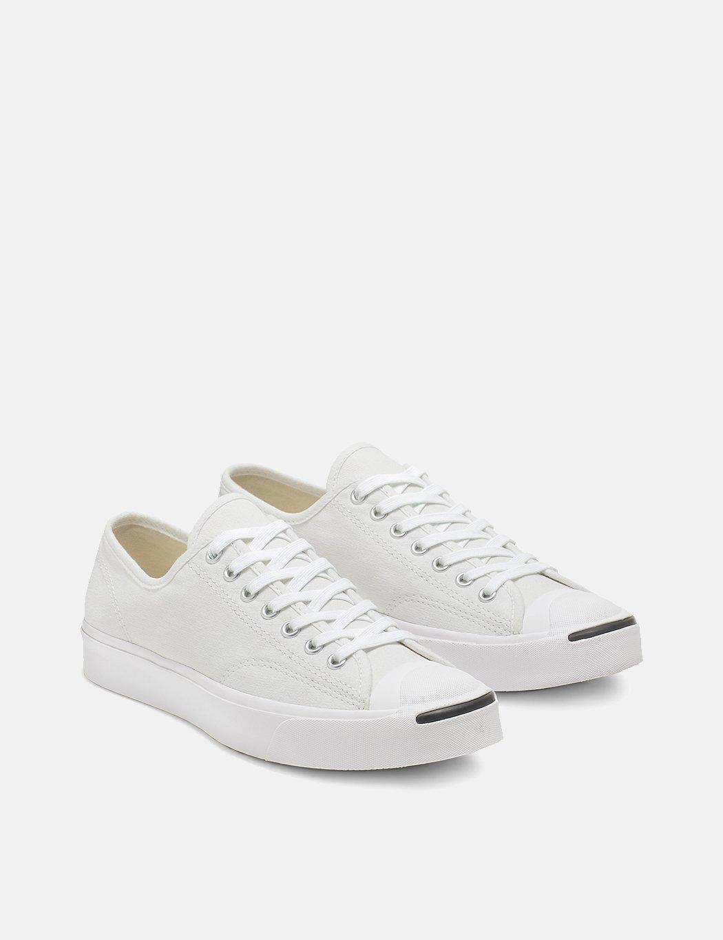 43f835d61631d4 Lyst - Converse Jack Purcell 164057c (canvas) in White for Men