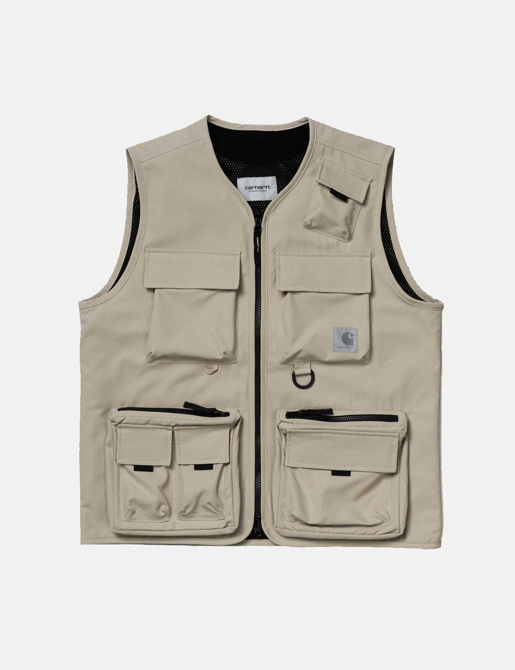 6ce477f1 Lyst - Carhartt Elmwood Vest in Natural for Men