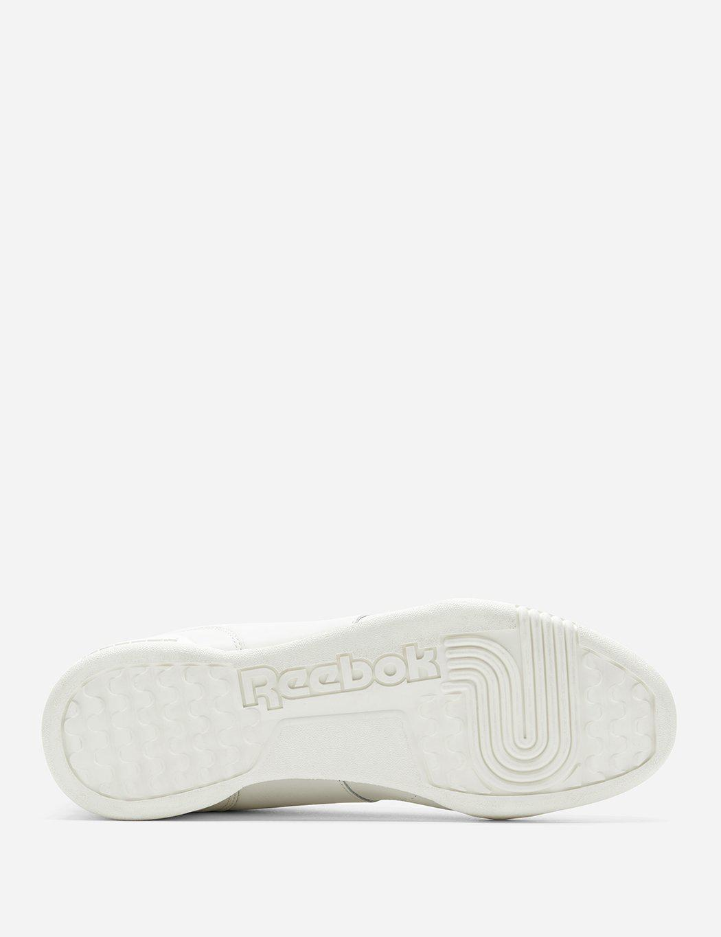 Reebok Rubber Workout Plus Mu (cn4966) in Chalk (White) for Men