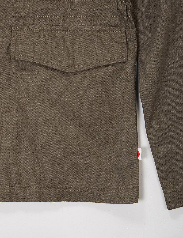 Bellfield Wiltord Field Jacket in Green for Men