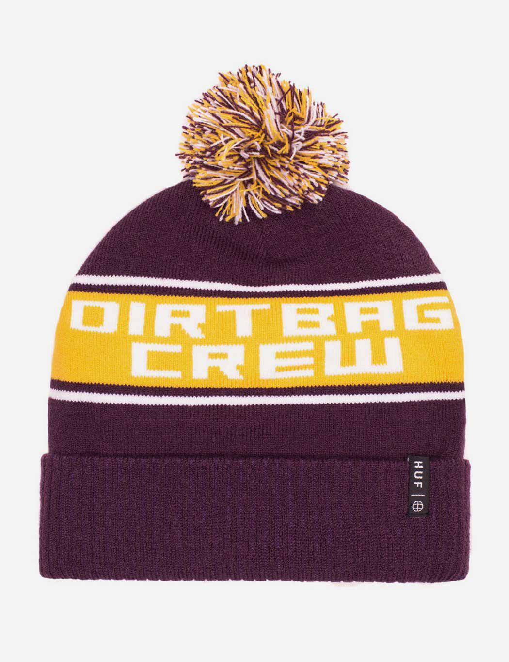bf70a51113e Lyst - Huf Go Dbc Beanie Hat in Purple for Men
