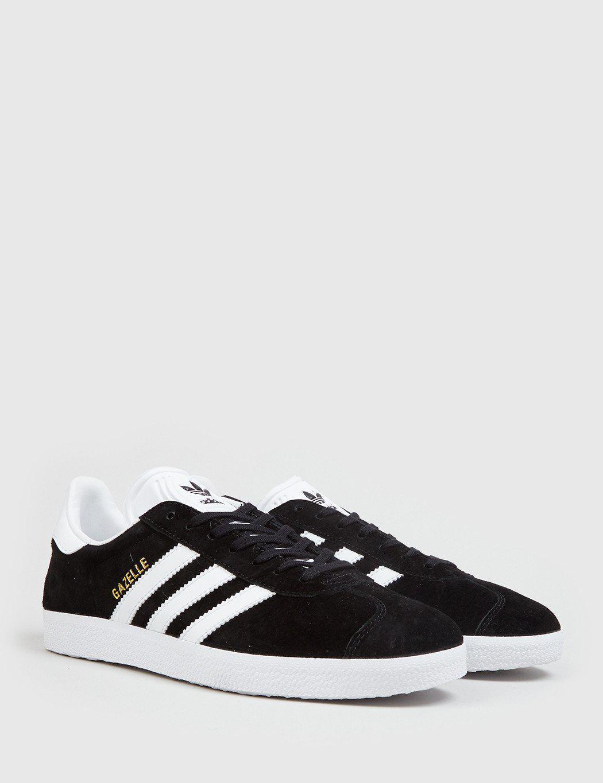ff4b21e20a7 Lyst - adidas Originals Adidas Gazelle Bb5476 (suede) in Black for Men